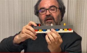 ¿Cómo explicar las mutaciones en el ADN y sus consecuencias en las proteínas con piezas de TENTE?