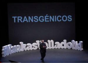 Organismos editados y transgénicos: ¿es todo lo mismo? - Naukas 2019 Valladolid
