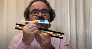 ¿Cómo explicar el ADN intergénico, no codificante, con piezas de TENTE?
